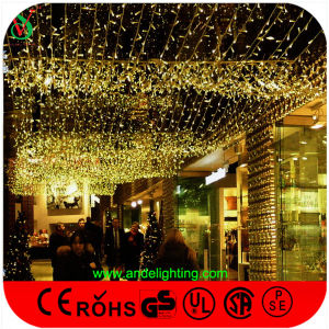 Indoor Outdoor LED Curtain Light Christmas Decoration pictures & photos