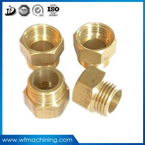 OEM Copper/Brass/Bronze Sewing Machine Parts with Metal Processing pictures & photos