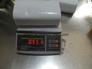 100% Recycle White 250sheets Single Fold Paper Towel pictures & photos