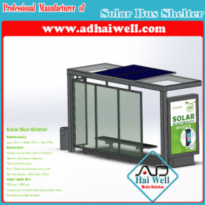 Transit Shelter Advertising-Bus Stop Shelter Advertising pictures & photos
