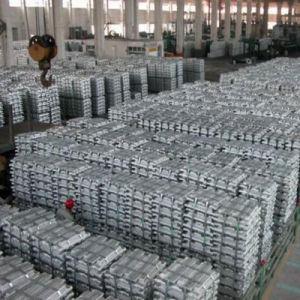 Aluminium Alloy Ingot and Pure Aluminium Ingot 99.7% with Best Price pictures & photos