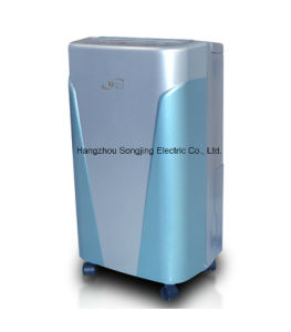 26L/D Auto Defrost Dehumidifiers with Wheels pictures & photos