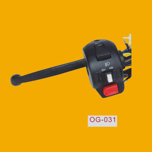 Black Handle Switch, Motorcycle Handle Switch for Og031 pictures & photos