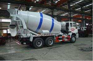 8X4 12 Tires HOWO Cement Mixer Drum Truck
