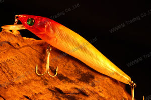 High Grade Plastic Fishing Lure--Lifelike Baitfish Minnow (HMDM70-95) pictures & photos