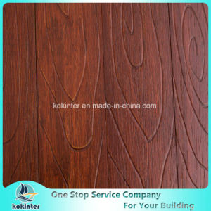 Gunstocks Relief Strand Woven Heavy Bamboo Flooring Indoor-Click System pictures & photos