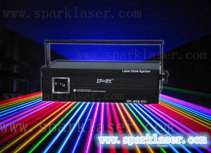 2W-5W RGB Cartoon Stage Laser Light