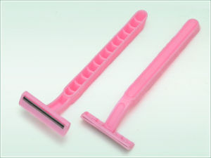 Twin Blade Disposable Razor (KD-2014) pictures & photos