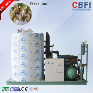 Big Capacity Automatic Ice Raking System Flake Ice Machine pictures & photos
