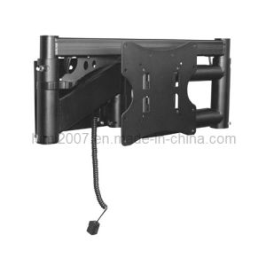 China Remote Control Motorized Tv Wall Mount Lcd M01