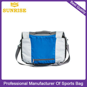 OEM Design Polyester Laptop Computer Notebook Shoulder Bag for Men