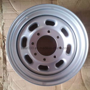 16X7 Light Truck Steel Wheel pictures & photos