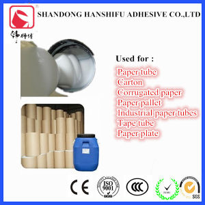 Environmentally Friendly White Latex /Glue for Carton/Paper Bags White Adhesive pictures & photos