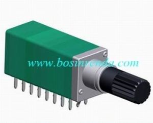 Potentiometer with Plastic Shaft for Mixer, Amplifier, Audio - RP0934HO pictures & photos