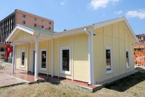 45 M2 Modular Prefabricated House with Toilet Kitchen pictures & photos