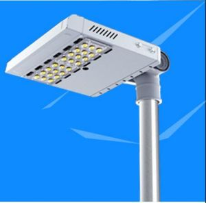 China Super Bright IP65 90W LED Street Light with Bridgelux 45mil G1 Meanwell Driver