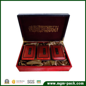 Promotional Components Storage Gift Tea Box pictures & photos