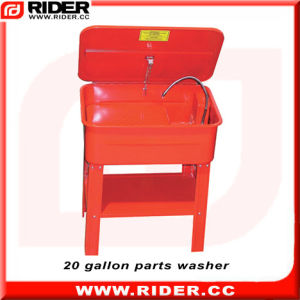20 Gallon (76L) Industrial Auto Parts Washer Machine pictures & photos
