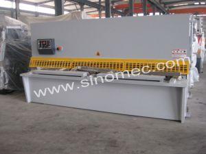 Guillotine Shear Machine / Cutting Machine / Hydraulic Shearing Machine QC12y-8X3200 pictures & photos
