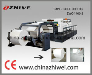 Jumbo Cut Paper Machine