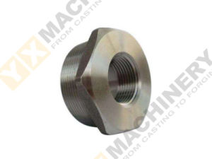 Hot Drop Forging Forged Threaded Plug pictures & photos
