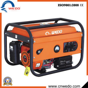 2kVA/2kw/2.5kw/2.8kw 4-Stroke Portable Gasoline/Petrol Generators with Ce (WD170) pictures & photos