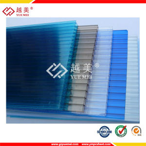 Yuemei Clear Polycarbonate PC Sheet for Greenhouse pictures & photos