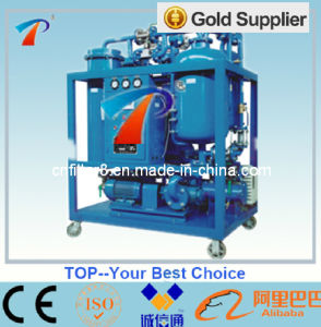 Good Quality Waste Steam Turbine Oil Dehydration Machine (TY) , Stainless Steel Materials pictures & photos