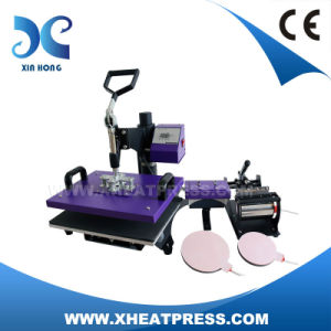 Multipurpose Manual Heat Press pictures & photos