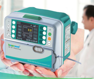 Mini Infusion Pump (HK-100) pictures & photos