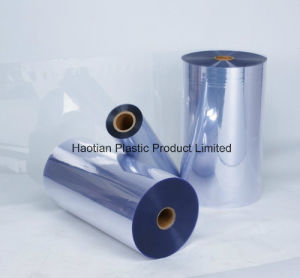 PVC Clear Rigid Sheet pictures & photos