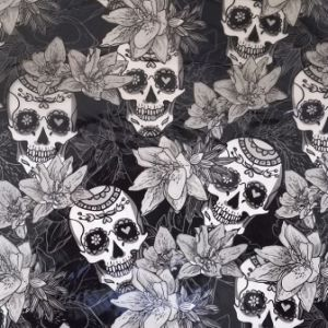 Tsau Top 0.5m Width Skull Pelicula Hidrograficas Film pictures & photos
