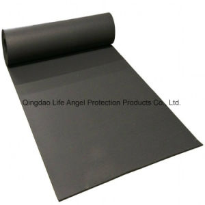 6mm, 8mm, 10mm Black SBR Gym Rubber Floor Mat pictures & photos