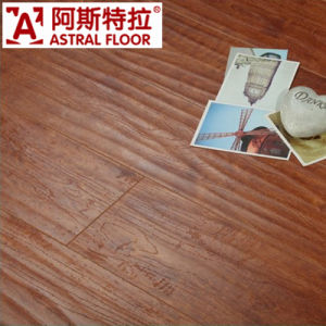 8mm 12mm HDF CE Embossed Finish Waterproof Laminate Flooring pictures & photos
