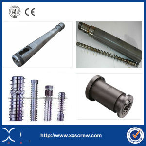 China Xinxing Double Twin Screw and Barrel pictures & photos