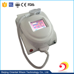 Ow-B6 Portable 2 Handles IPL + RF Machine pictures & photos