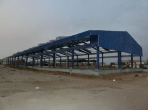 Prefabricated Light Frame Portable Building Steel Structure SL-0087 pictures & photos