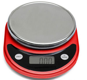 ABS Environment Protect Material Digital Kitchen Scale pictures & photos
