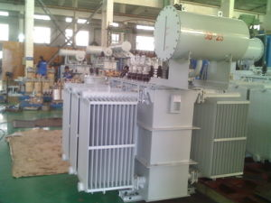 Oil-Immersed Power Transformer/Power Substation pictures & photos
