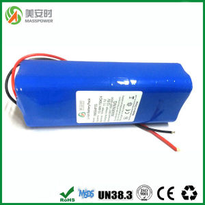 Round Type Lithium Ion Battery 12V 10ah pictures & photos