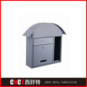 Custom Metal Dome Unique Mailboxes pictures & photos