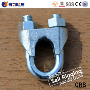 Galvanized Malleable DIN741 Wire Rope Clip pictures & photos