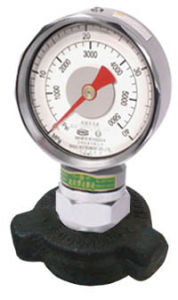 Flanged Mud Pump Pressure Indicator (TYPE F-3) pictures & photos