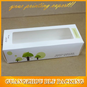 Paper Box with Clear Window pictures & photos