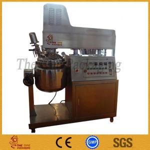 Homogenizer Vacuum Emulsifying 100L Blender Mixer pictures & photos