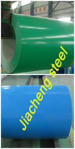 Good Quality Prepainted Galvanized Steel Coil From Jiacheng pictures & photos