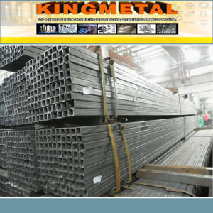 Carbon Steel Welded Square Hollow Tube/Rectangular Steel Pipe pictures & photos