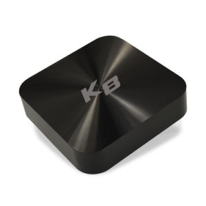Android Smart TV Box (K8) with Quad Core Dual WiFi pictures & photos