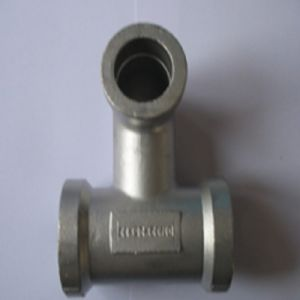 Precision Casting Elbow Joint for Pipe Fittings pictures & photos