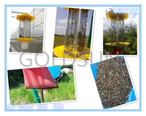 Agriculture Flying Insect/Pest Trap Killer Lamp, Solar Powered, Green, Manufacturer pictures & photos